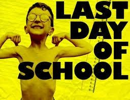 May 24 - Last Day of School/ Early Release @ 12:20pm Thumbnail Image