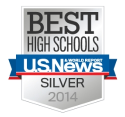U.S. News Best High Schools Silver