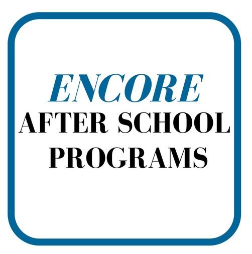 ENCORE after school programs