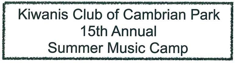 Kiwanis Summer Camp