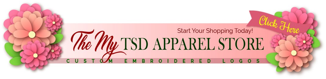 My TSD Store Banner Link.  This image links to another web page.