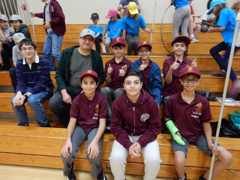Robo Titans Compete at FIRST Lego League Tournament! Featured Photo
