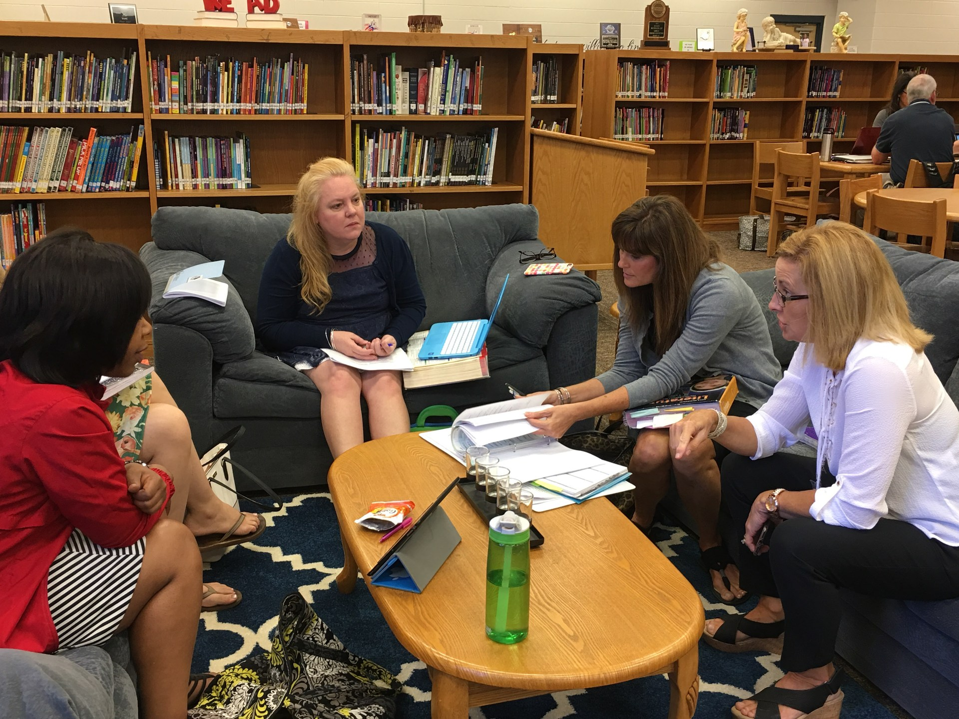 Planning with ELA teachers