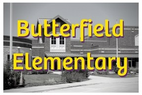 Butterfield Elementary  Image and Link To School Web page