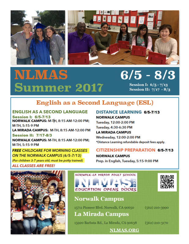 Register for Summer Classes Now! Featured Photo