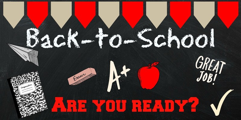 Are You Ready for Back to School? logo
