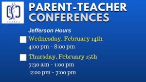 Parent teacher conference picture