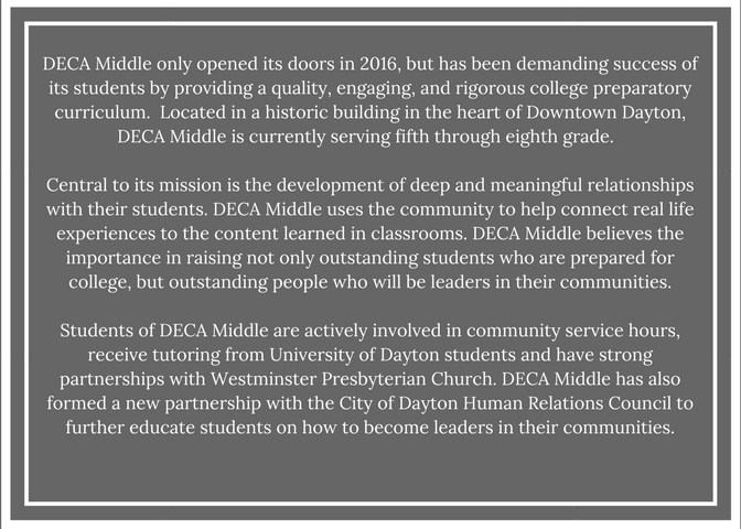 Deca Middle Dayton Early College Academy