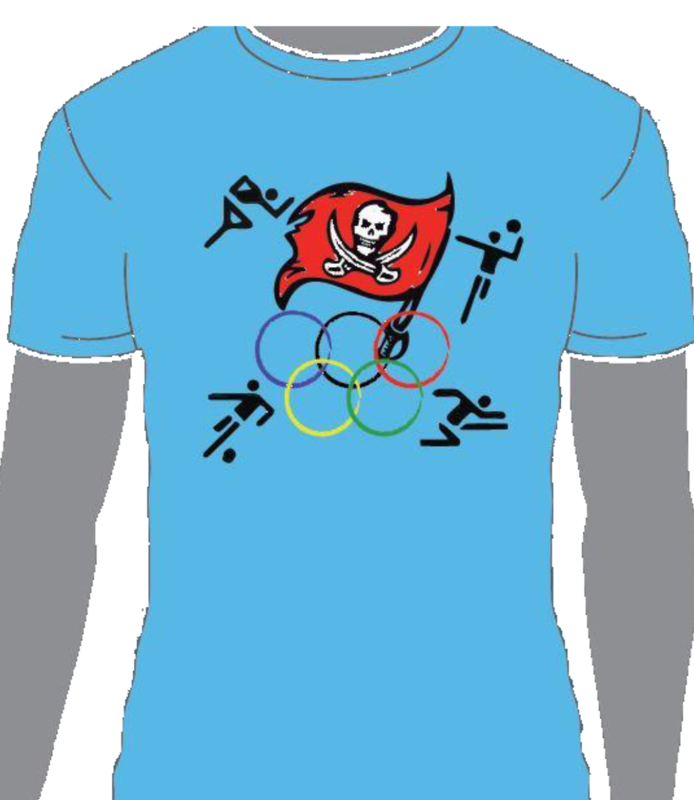 Olympic Day T-Shirt Thumbnail Image