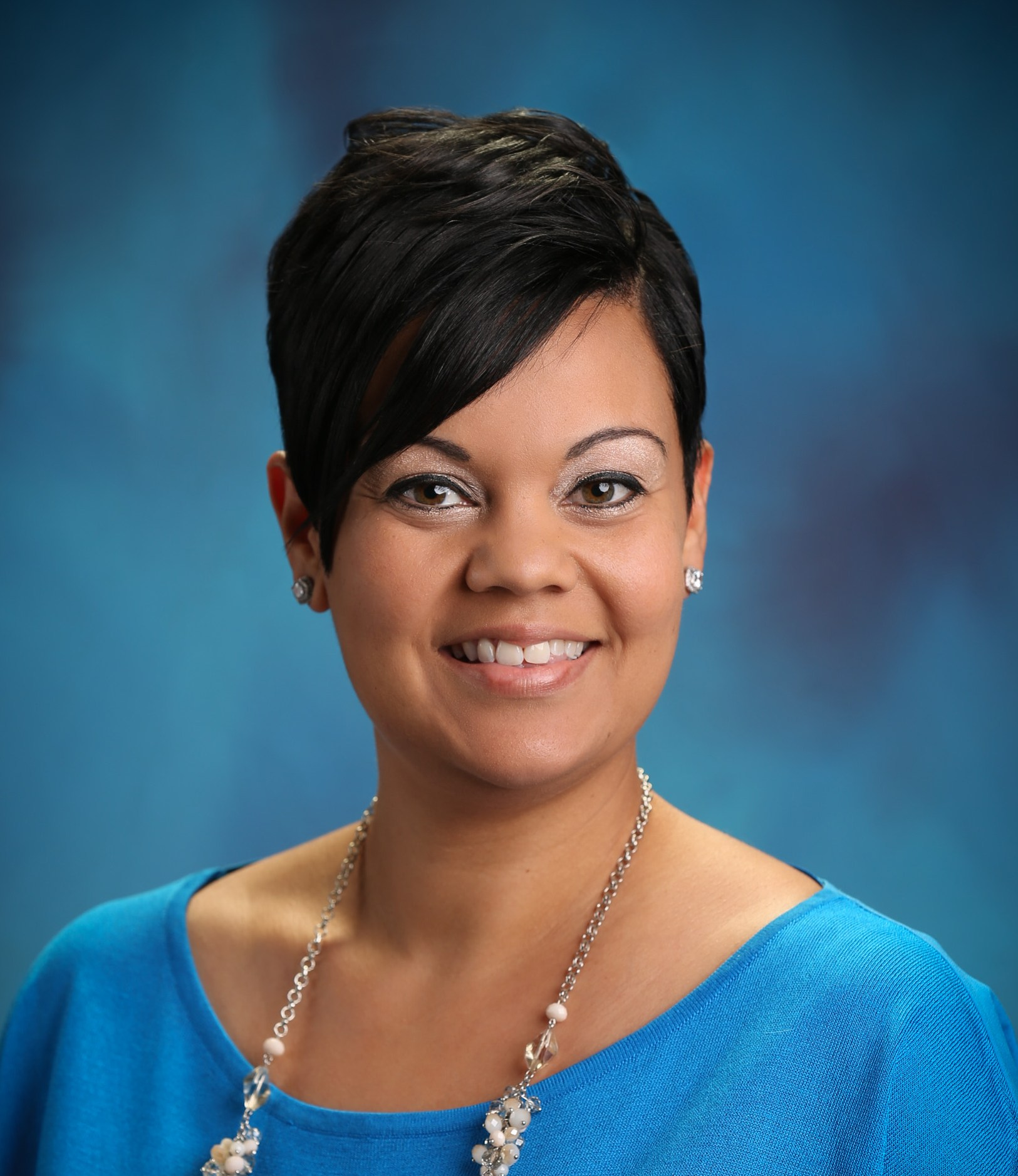 picture of Felicia Gibson, assist principal