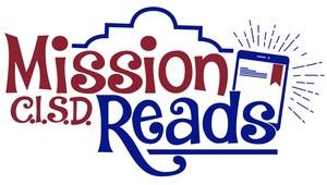 Mission CISD Reads logo