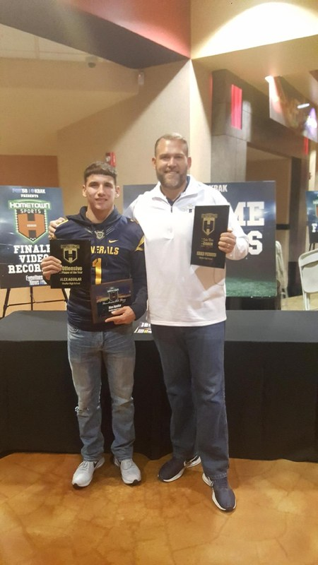 Coach and Offensive Player of the Year Thumbnail Image