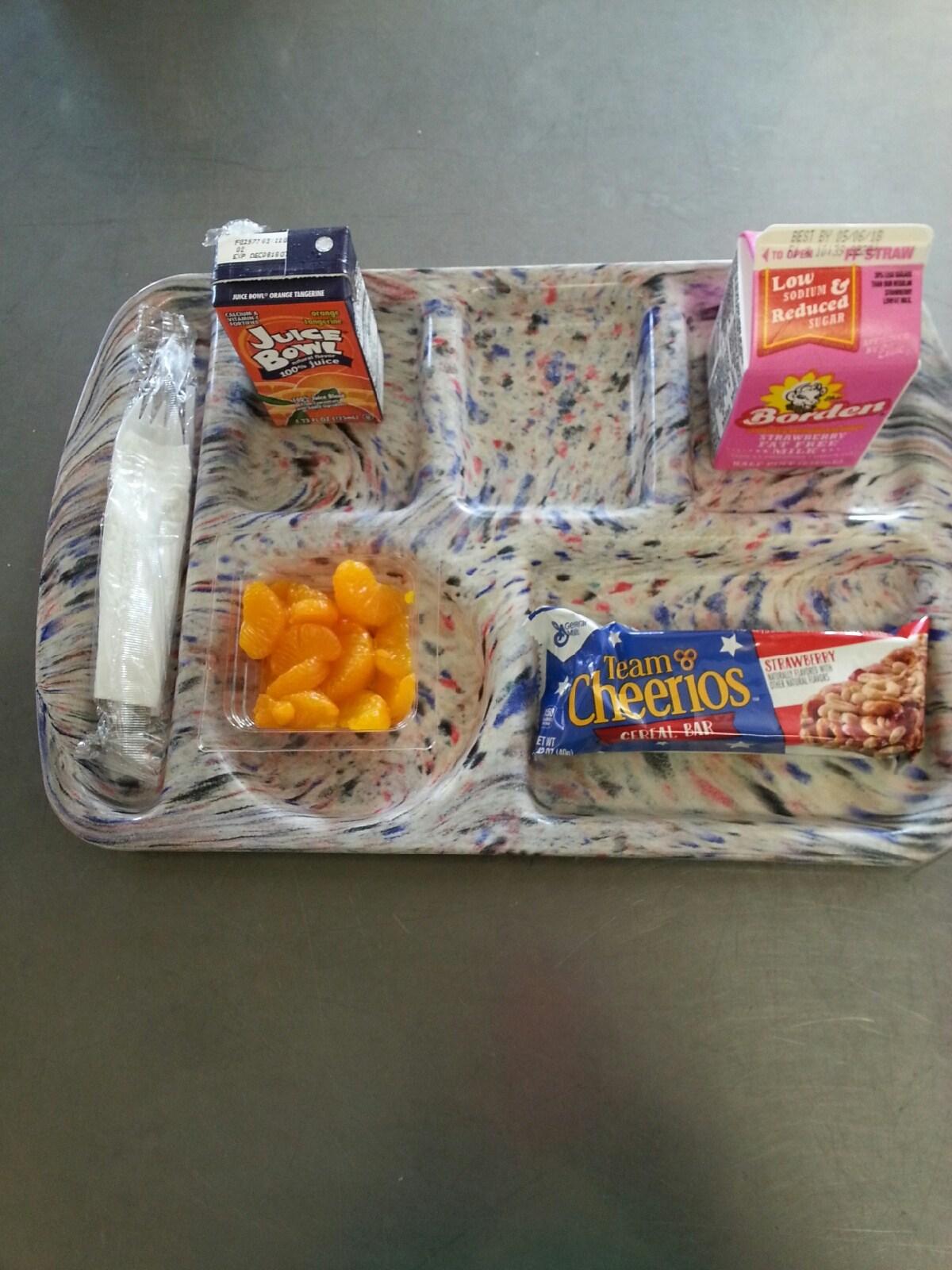 Cheerios Cereal Bar