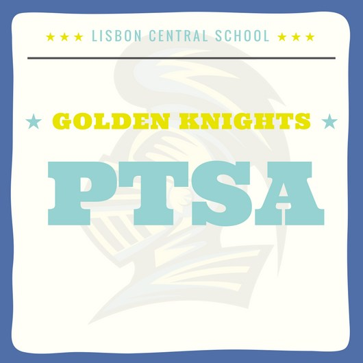 knight head image watermarked behind text reading PTSA