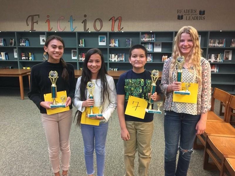 Dartmouth Spelling Bee Winners