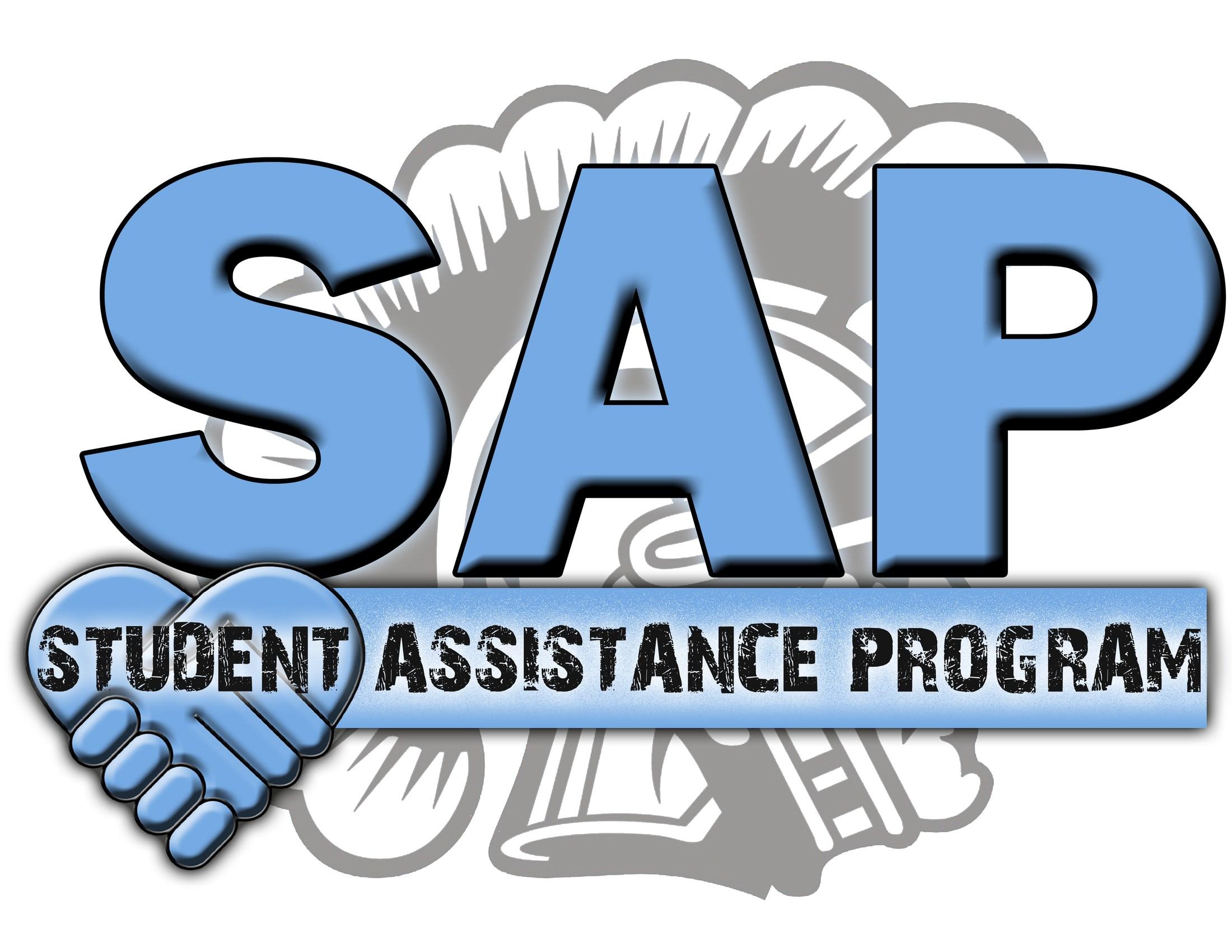 Student Assistance Program Graphic Logo