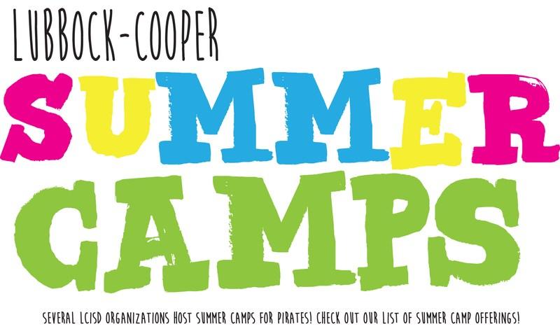LCISD Summer Camps Thumbnail Image