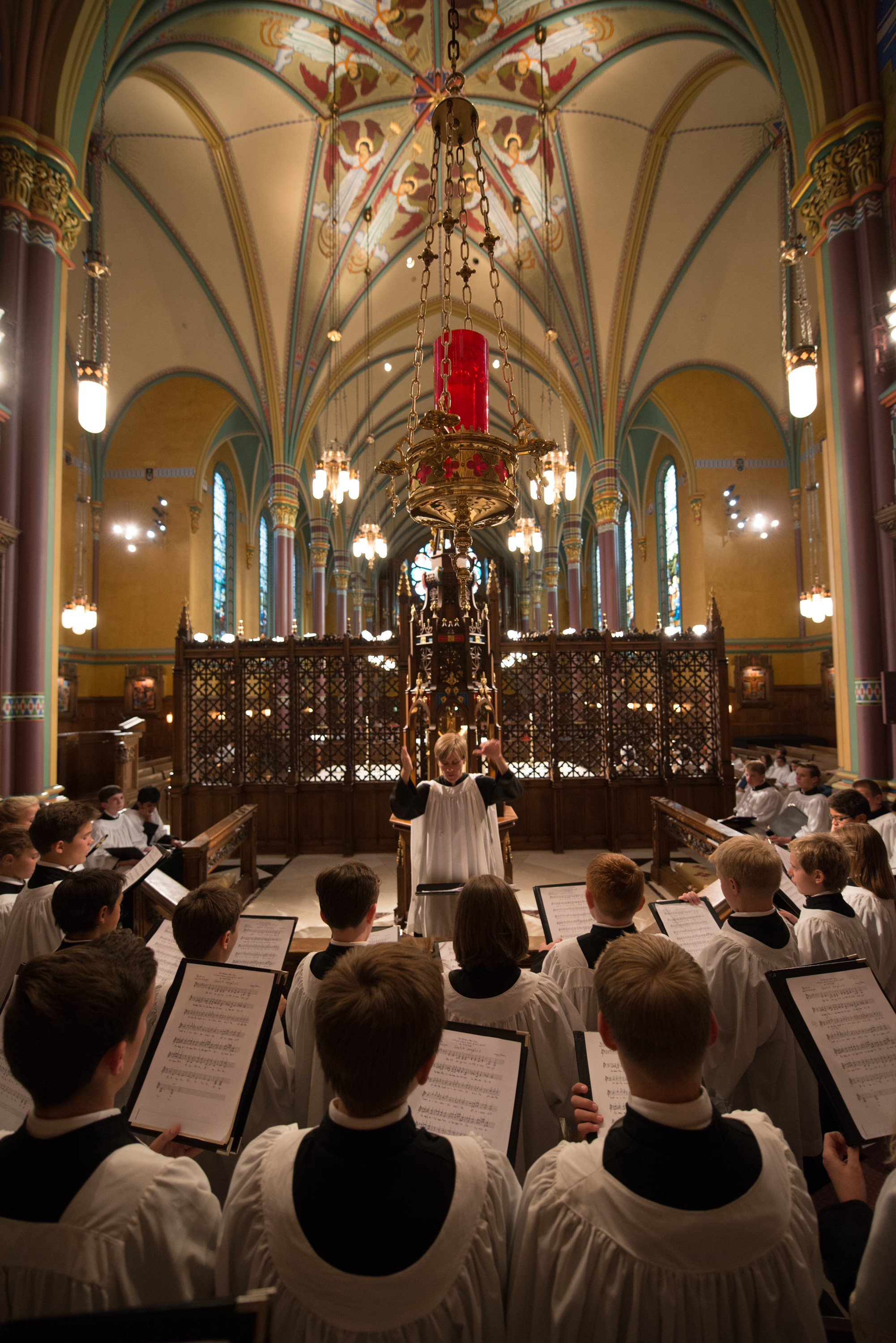 Concerts and Performances – Music – The Madeleine Choir School