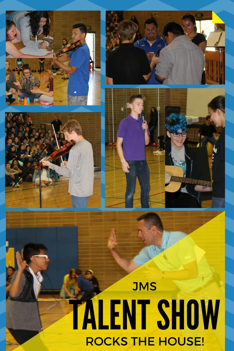 JMS Students Showcase Talents! Thumbnail Image
