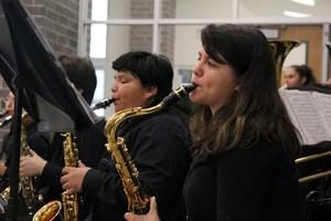 Decker Middle School Jazz =