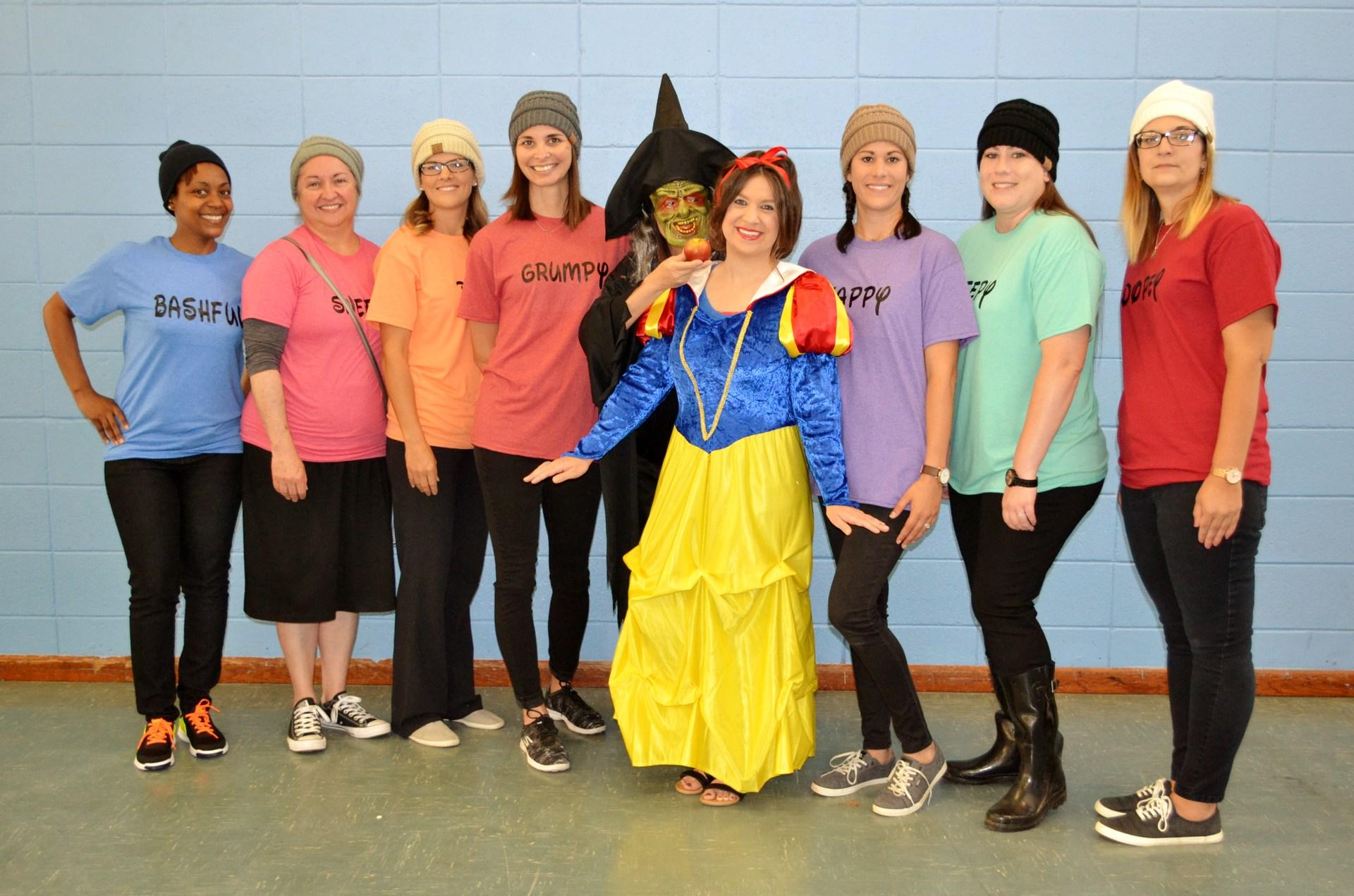 Teachers Character Day