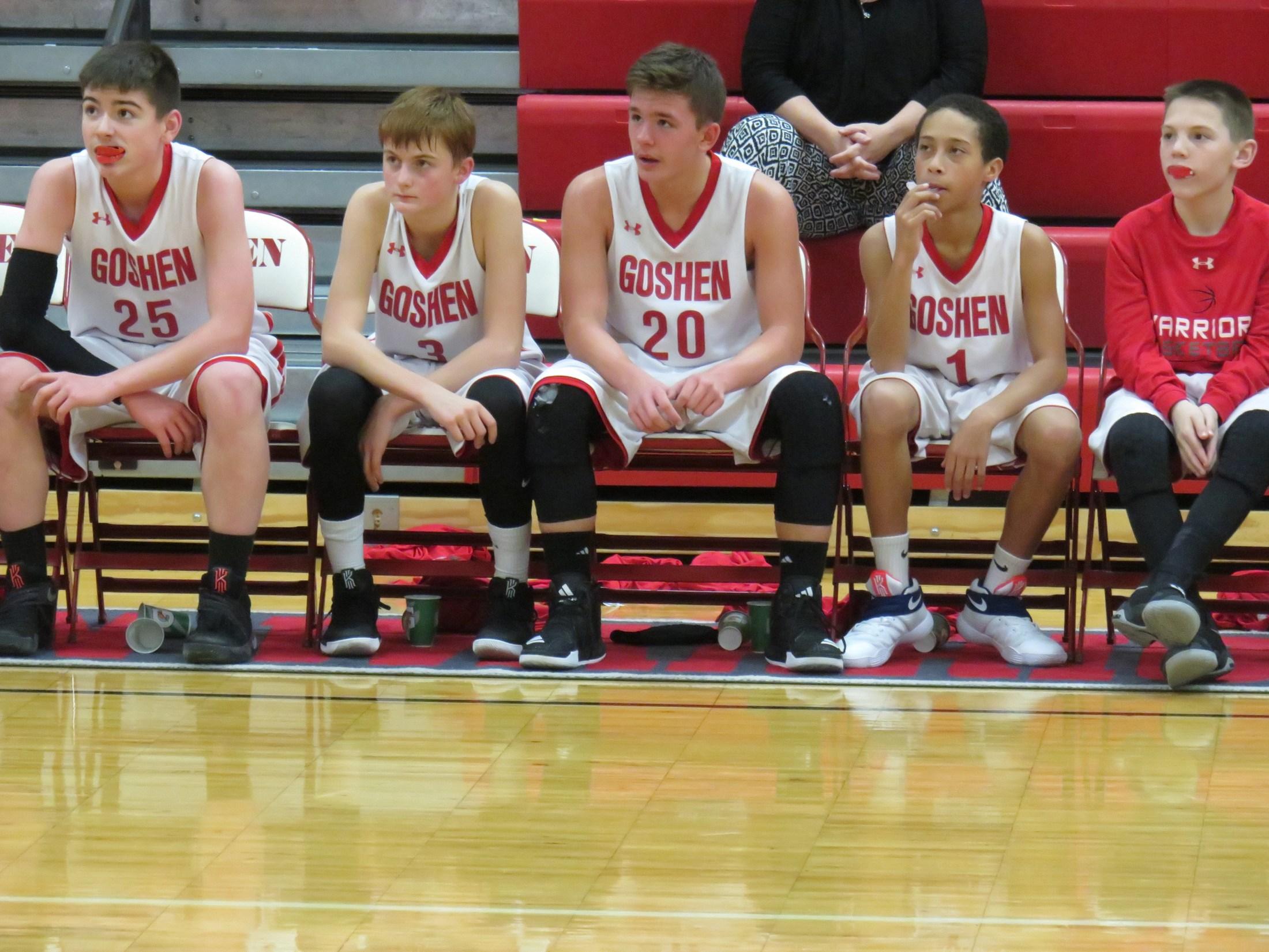 7th grade boys team