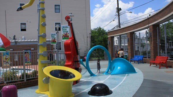 leggerio music water park