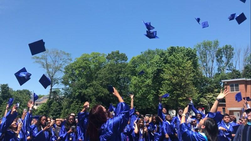 Watch Union Catholic's Class of 2018 Graduate Thumbnail Image