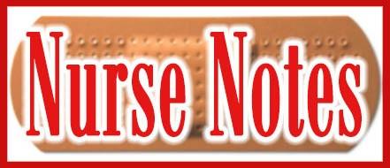 Nurse notes graphic