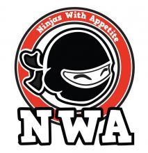 Ninja With Appetite logo