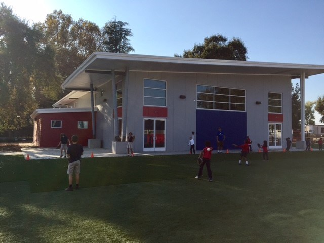 Grand Opening of our new Multi-purpose Building Early December! Thumbnail Image
