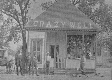 Original Crazy Well