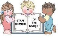 staff member of the month image