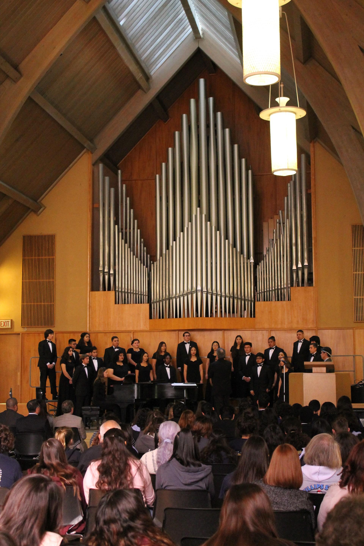 17-18 WUHSD Choir Festival SFHS