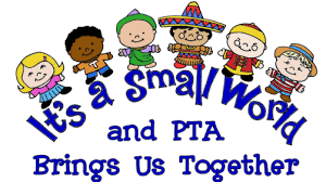It's a small world and PTA brings us together