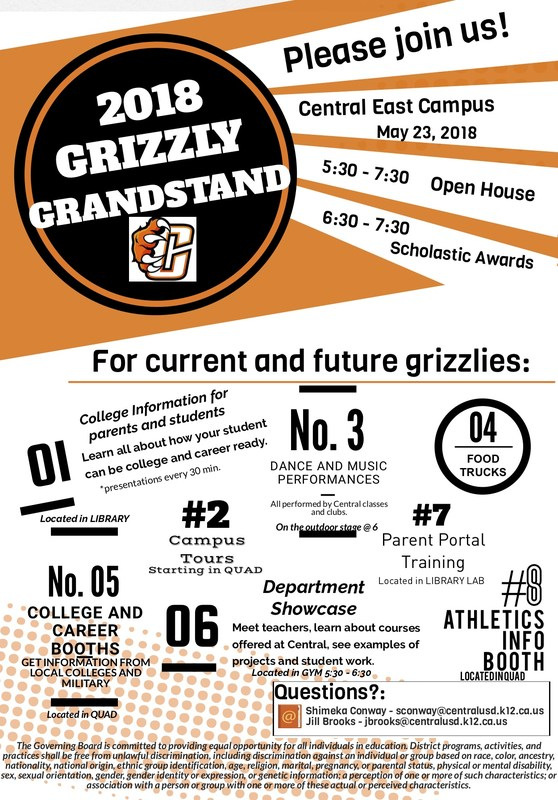 The Grizzly Grandstand Flyer