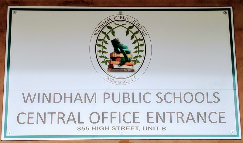 Central Offices being relocated from Kramer to Windham High School Thumbnail Image