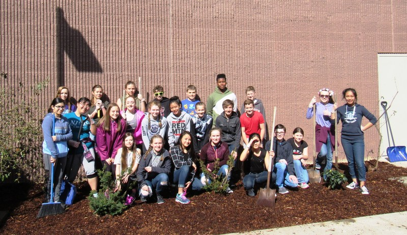 NJHS Celebrated Earth Day Thumbnail Image