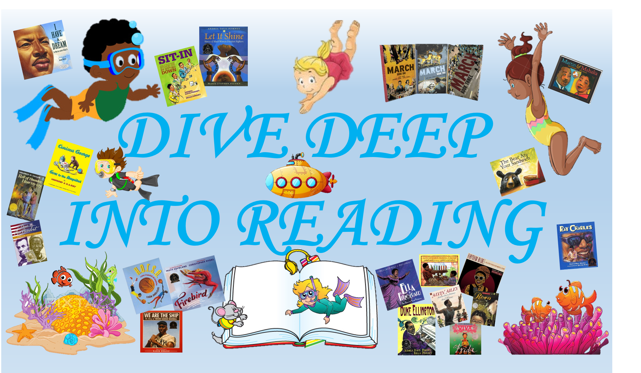 Dive Deep Into Reading