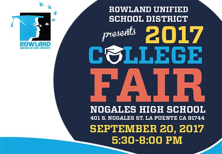 RUSD Families Invited to District College Fair Sept. 20 Thumbnail Image