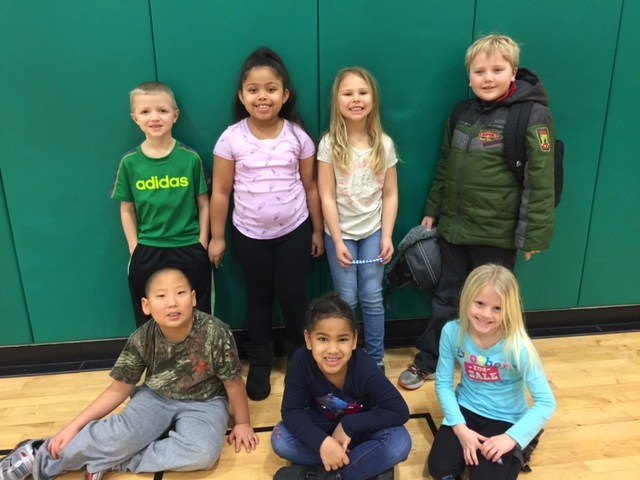 Spartan Stars at the Elementary Featured Photo