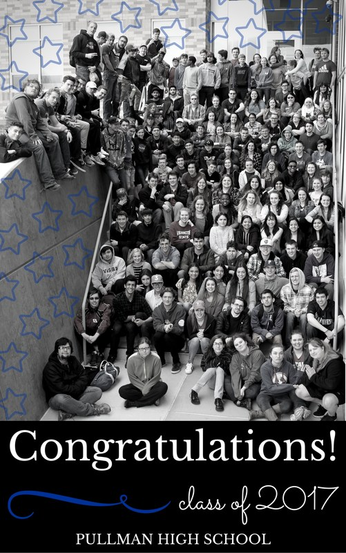 Congratulations to PHS Class of 2017! Thumbnail Image