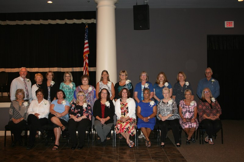 WCS Honors Retirees Thumbnail Image