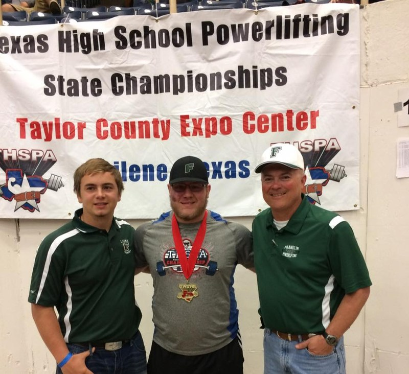 Congratulations to Blake Johnson on State Champion Power Lifting Thumbnail Image