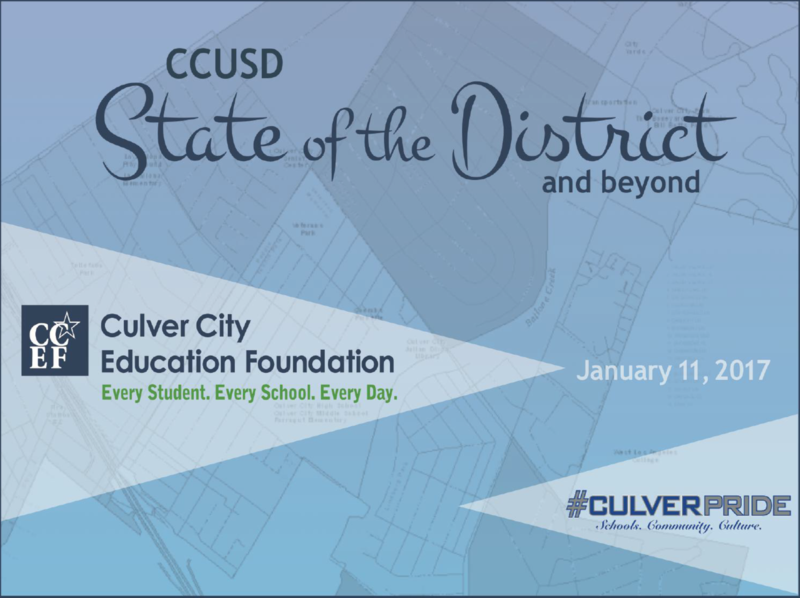 State Of The District 2017 Featured Photo