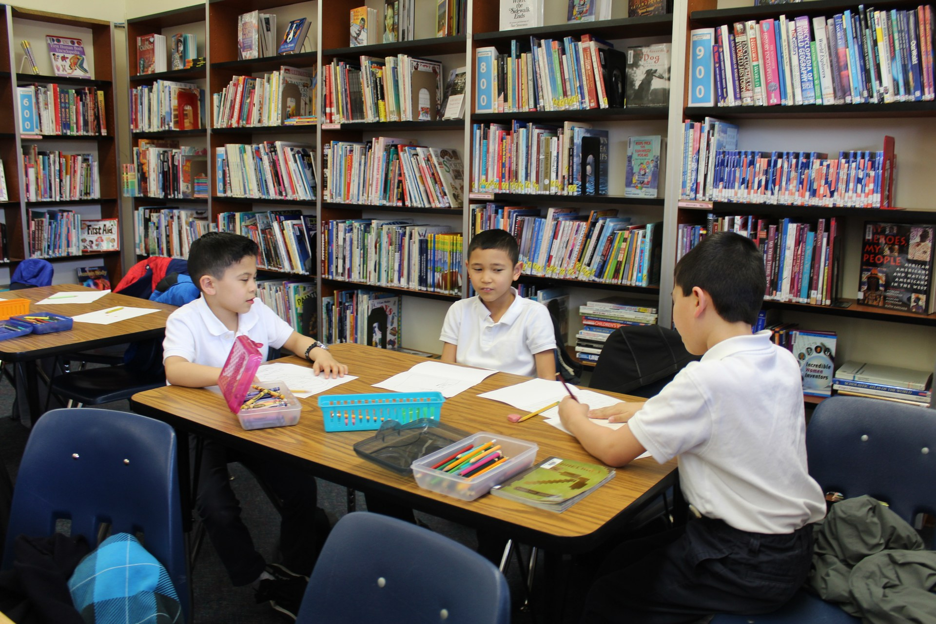 Image result for library  for school