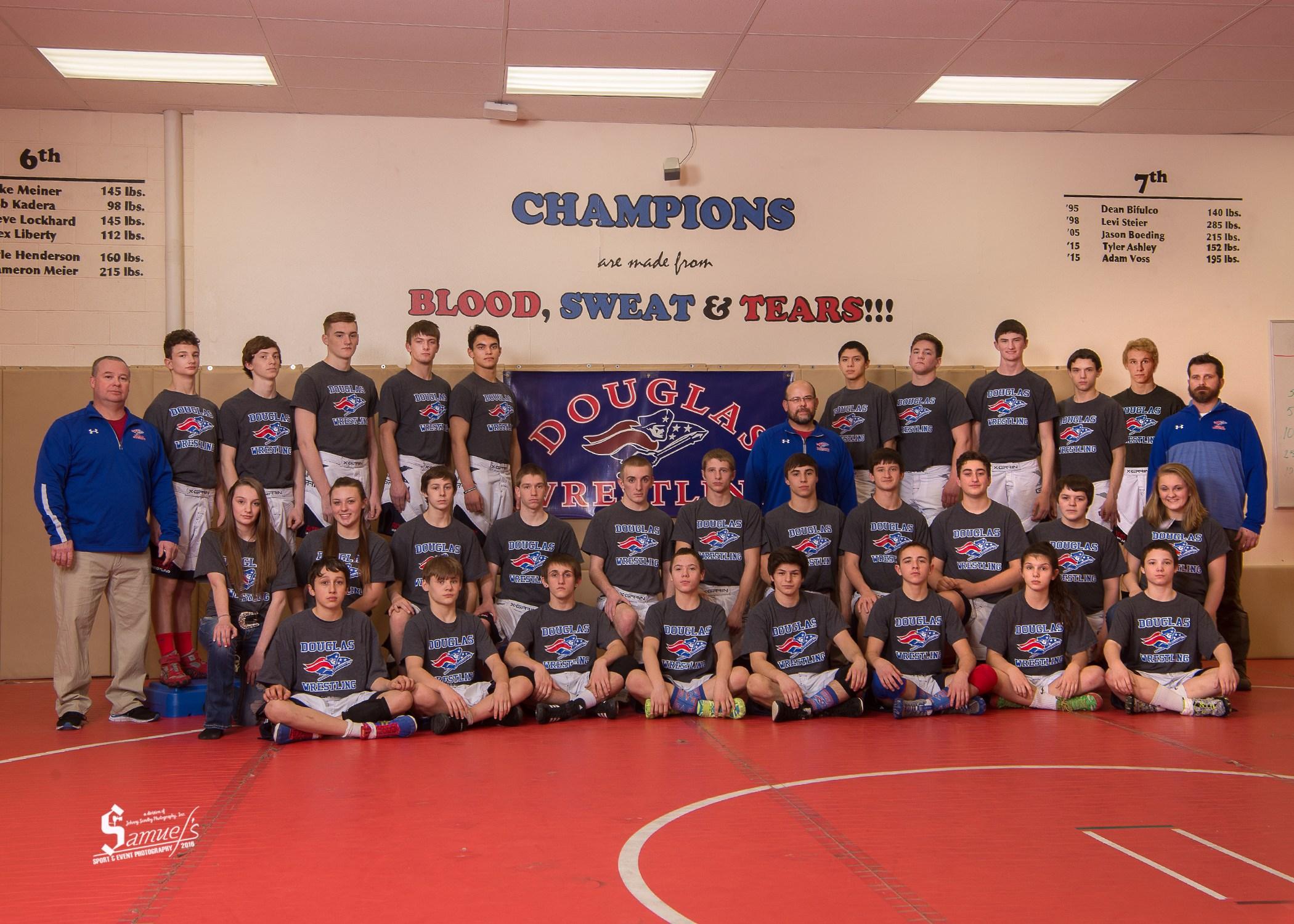 dhs activities douglas high school douglas school district patriot wrestling