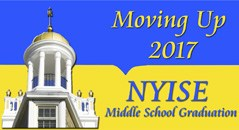 Moving Up Ceremony Wednesday June 7