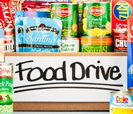 BARFIELD FOOD DRIVE BEGINS Dec. 4th! Thumbnail Image
