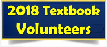 End-of-year Textbook Volunteers Thumbnail Image